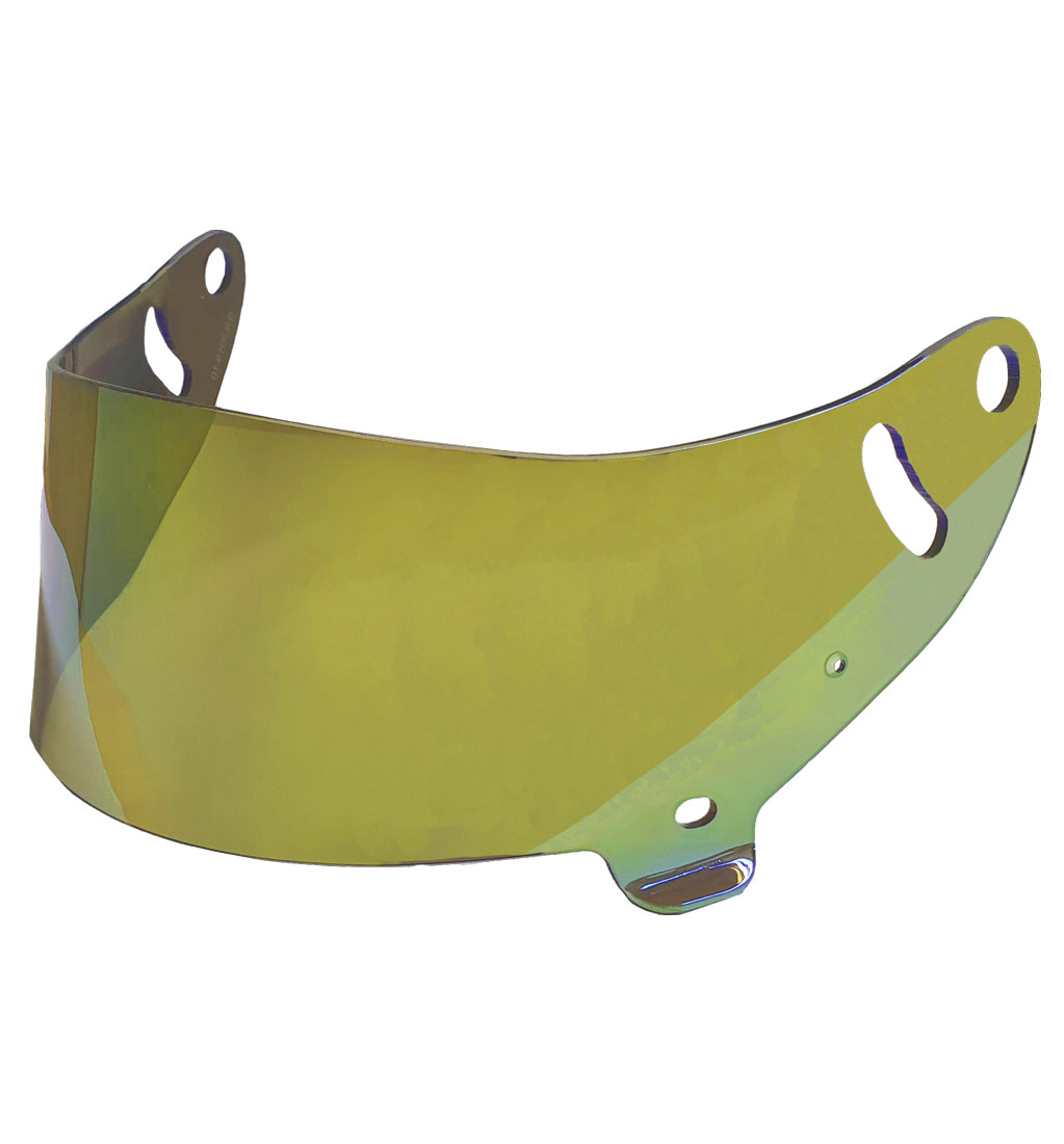 STR Visor for SR Range Helmets - Yellow