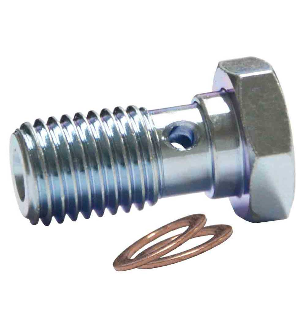 M10x1mm Banjo Bolt - Stainless Steel