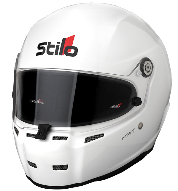 Stilo ST5 Helmet - CMR2016 - White