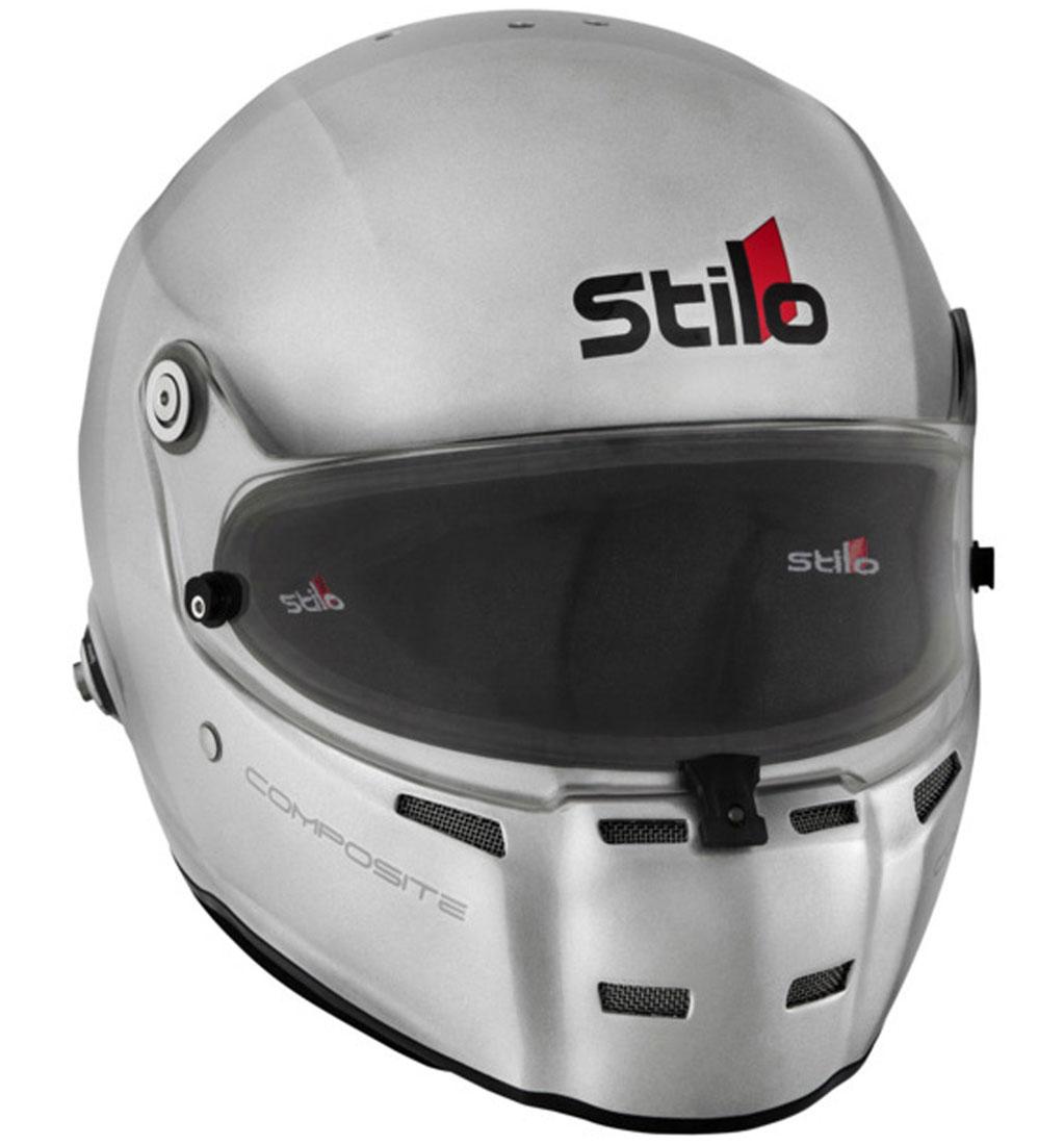 Stilo ST5 FN Composite Helmet + Hans Posts Large (59)
