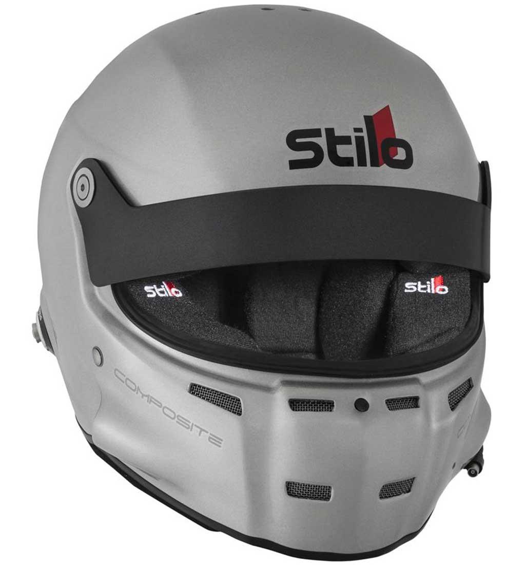 Stilo ST5 GT Composite Helmet + Hans Posts | L (59)