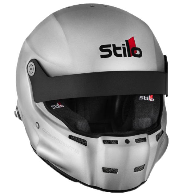 Stilo ST5R Composite Helmet SA2015 + Hans Posts Small (55)