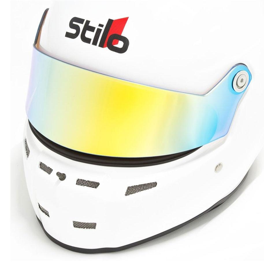 Stilo Short Visor (ST5) Yellow Iridium YA0838