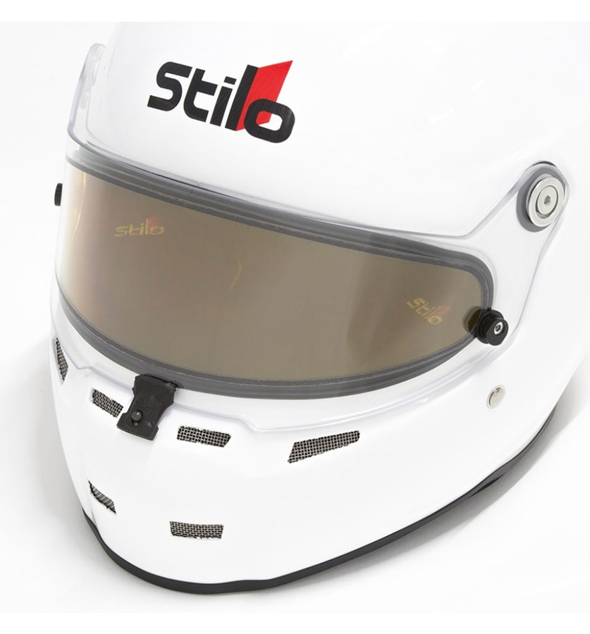 Stilo Visor (ST5) Yellow Double Glazed Visor YA0815