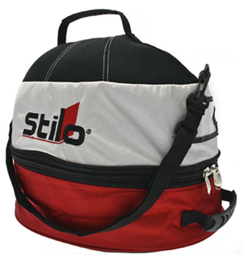 Stilo Helmet & Hans Carrying Bag YY0016