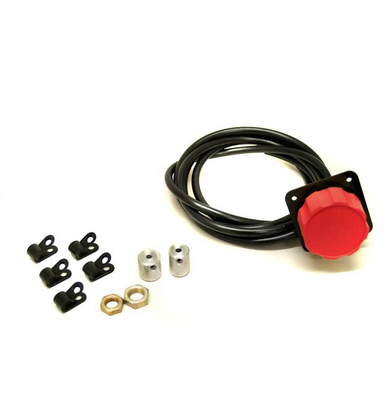 "Tilton Remote Brake Bias Cable Adjuster -  3/8"" & 7/16"""
