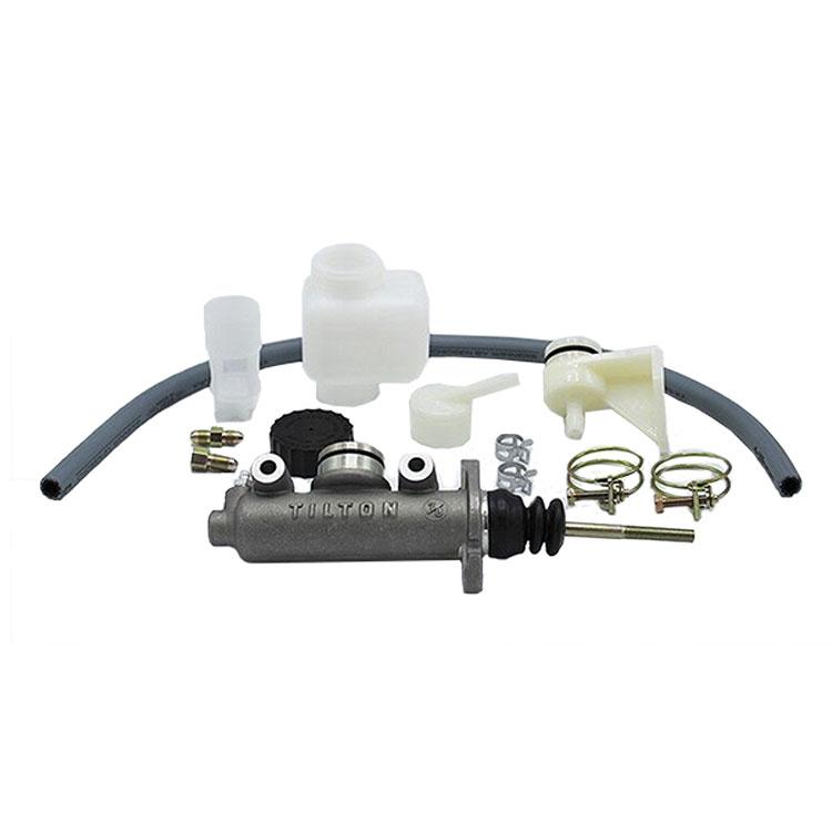 "Tilton 74-Series Universal Kit with Brake Master Cylinder - Bore 7/10"""