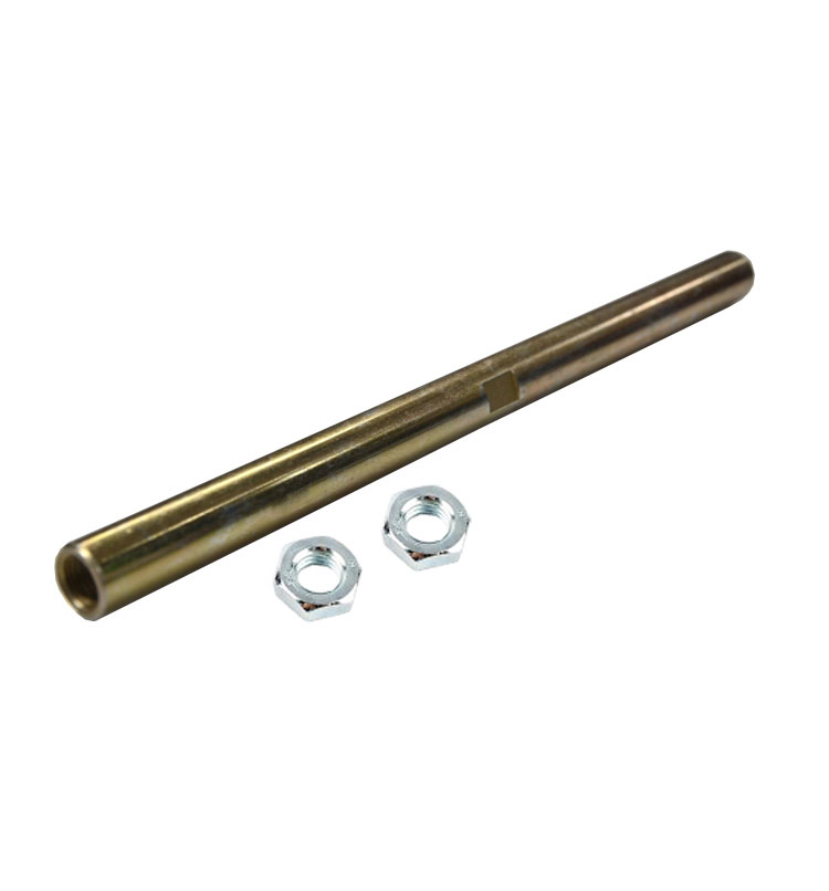 M8 Turnbuckle Link + Nuts | Adjustment: 140mm-170mm Linkage 8mm