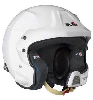Stilo WRC Des Helmet FIA 8859-2015 SA2015 - Composite