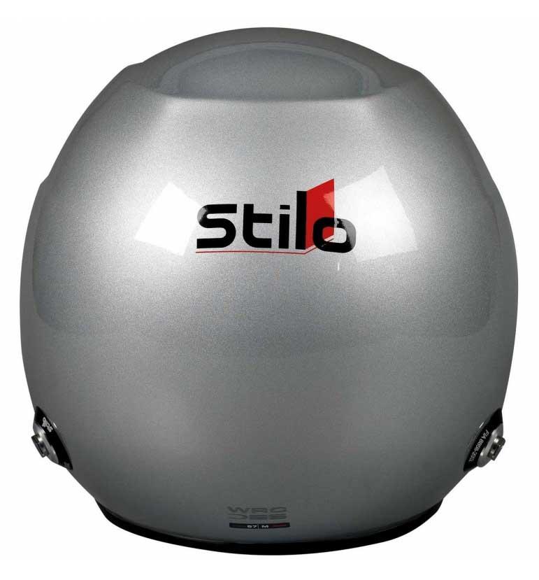 Stilo WRC Des Composite Helmet SA2015 + Hans Posts Large (59)