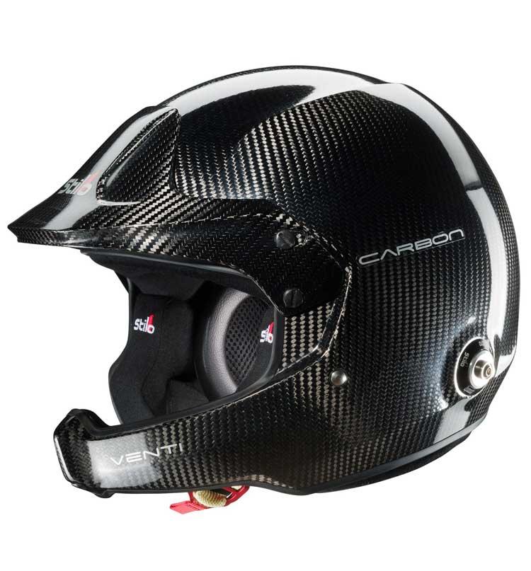Stilo WRC Venti Helmet FIA 8859-2015 SA2020 - Carbon