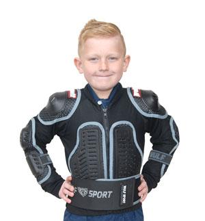 Wulfsport Cub Full Deflector Jacket