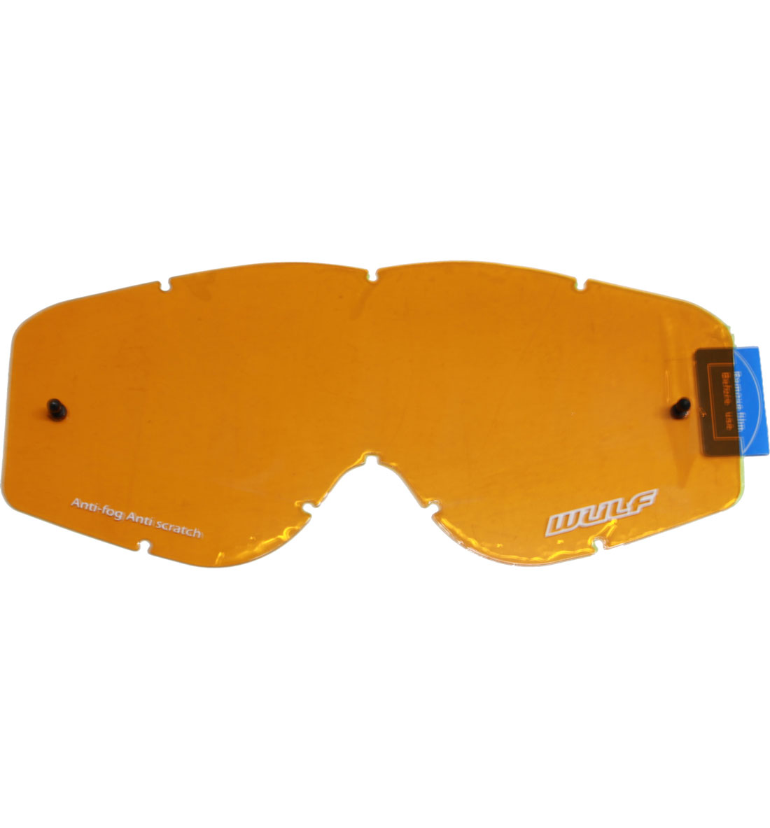 Wulfsport Shade Goggle Lens - Orange