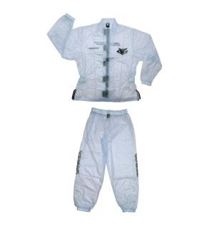 Wulfsport Kids Waterproof 2-Piece Rain Suit