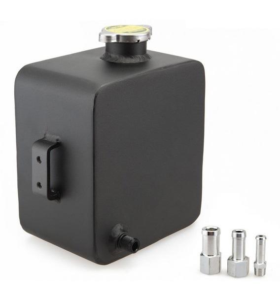 Aluminium universal Water Tank - 2L | Black