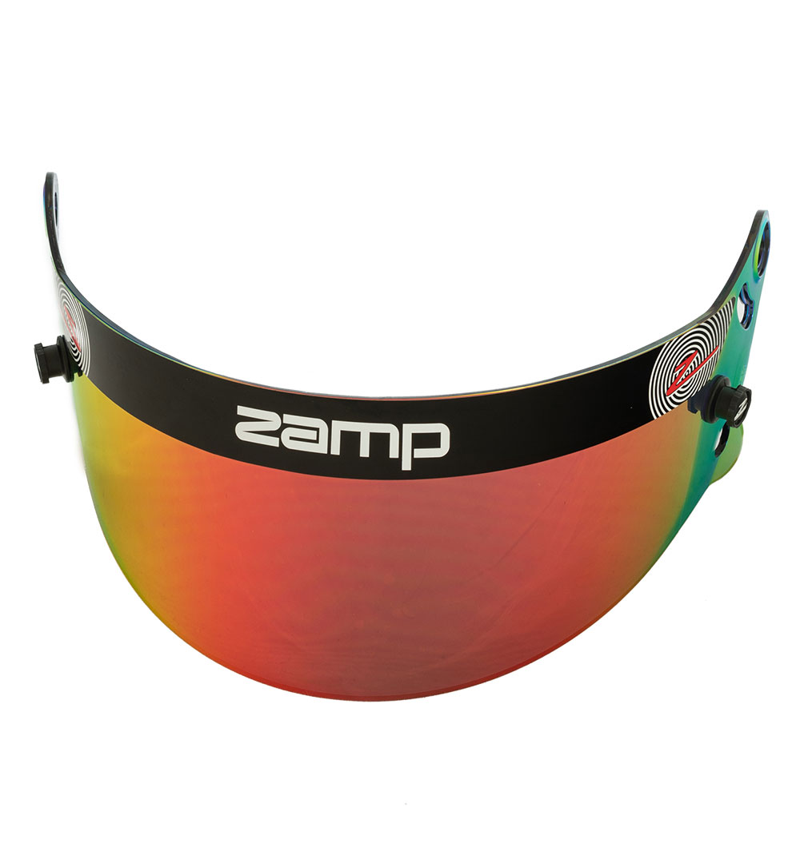 Zamp Visor FIA Z20 - Red